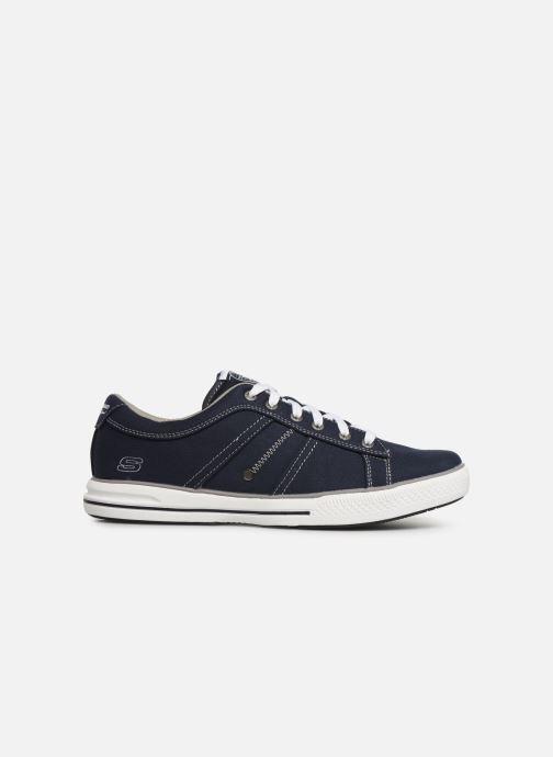 Sneaker Skechers Arcade Fulrow blau ansicht von hinten