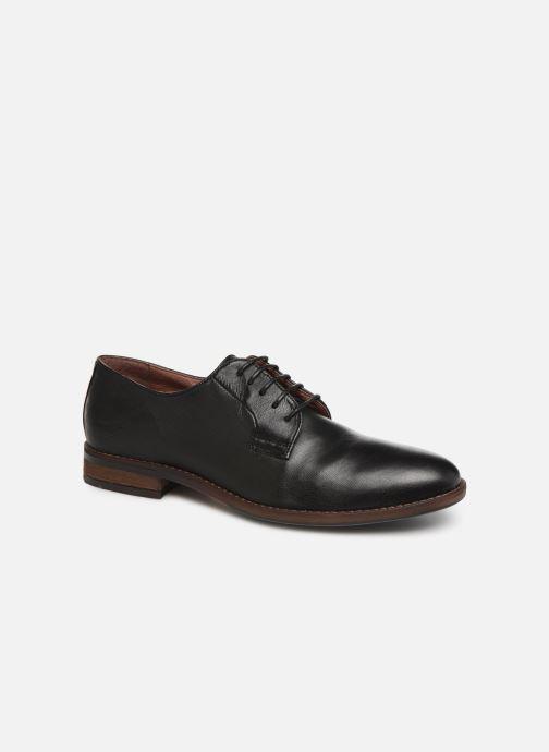 Chaussures à lacets Mustang shoes Massis Noir vue détail/paire