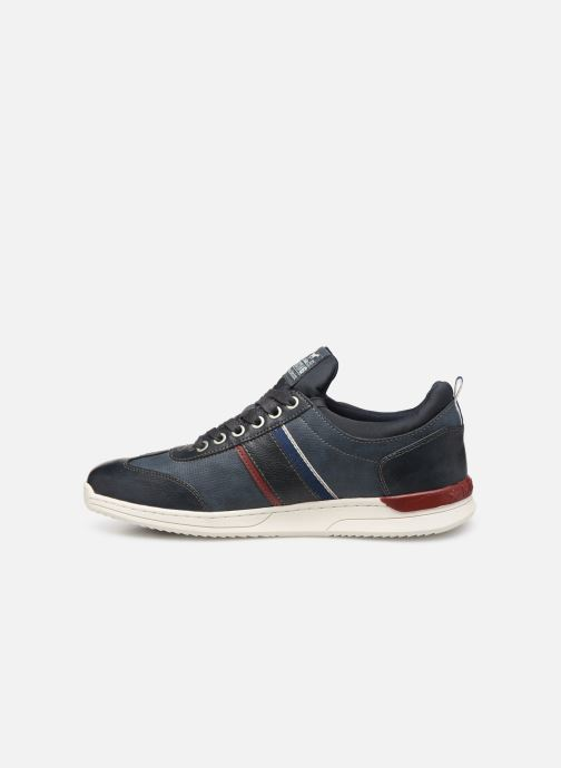 Trainers Mustang shoes Agit Blue front view