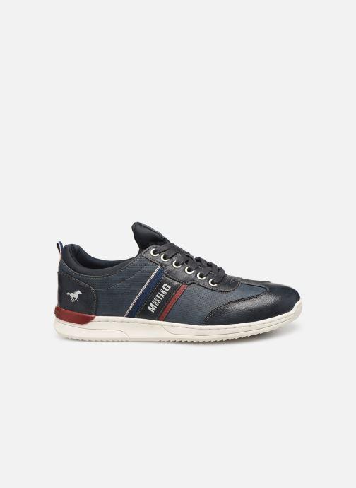 Sneakers Mustang shoes Agit Blauw achterkant