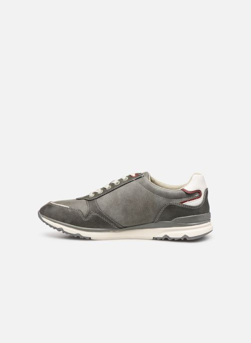 GEOX, UOMO SNAKE L Sneakers Low, dunkelgrau