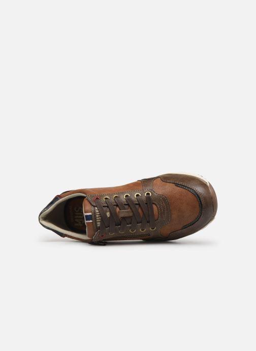 Sneakers Mustang shoes Doro Bruin links