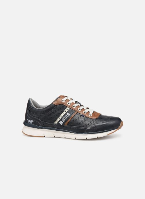 Sneakers Mustang shoes Naym Azzurro immagine posteriore