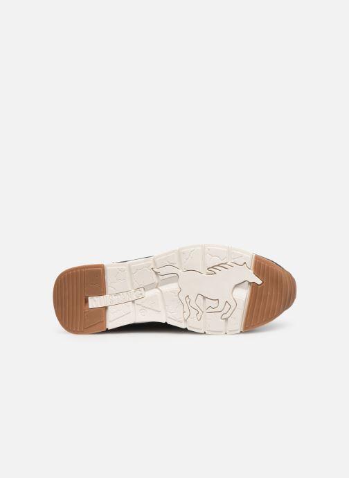 Chez Naym Shoes Mustang 364557 bleu Baskets xIw0UYxqAa