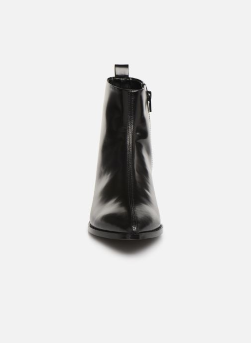 Ankle boots E8 by Miista ELIN Black model view