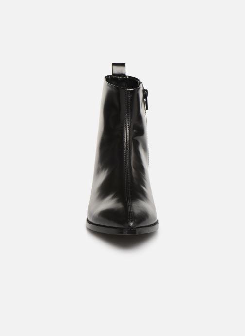 Boots en enkellaarsjes E8 by Miista ELIN Zwart model
