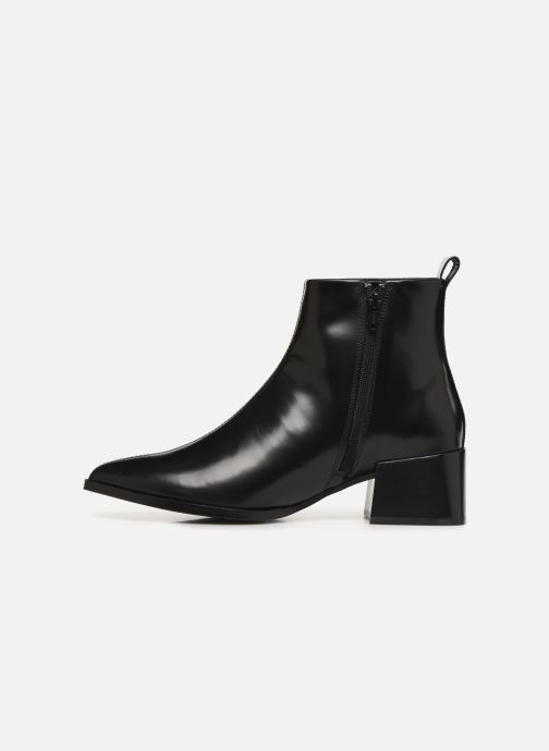 Ankle boots E8 by Miista ELIN Black front view