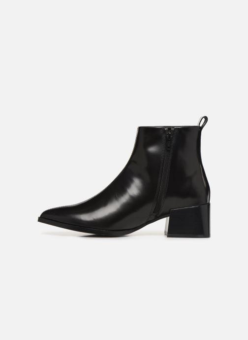 Boots en enkellaarsjes E8 by Miista ELIN Zwart voorkant