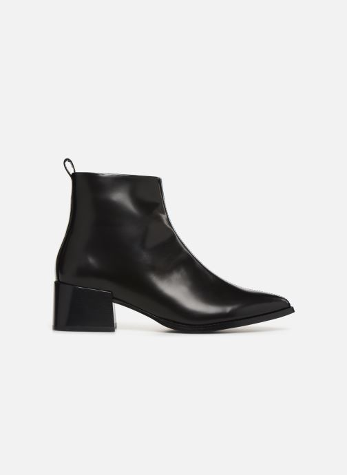 Ankle boots E8 by Miista ELIN Black back view