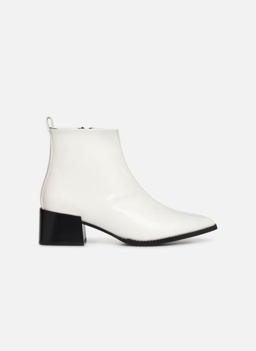 Bottines et boots E8 by Miista ELIN Blanc vue derrière