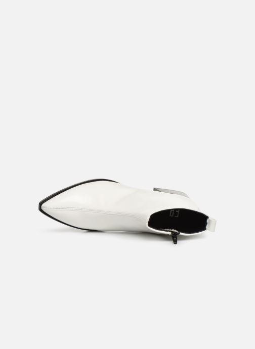 Boots en enkellaarsjes E8 by Miista ELIN Wit links