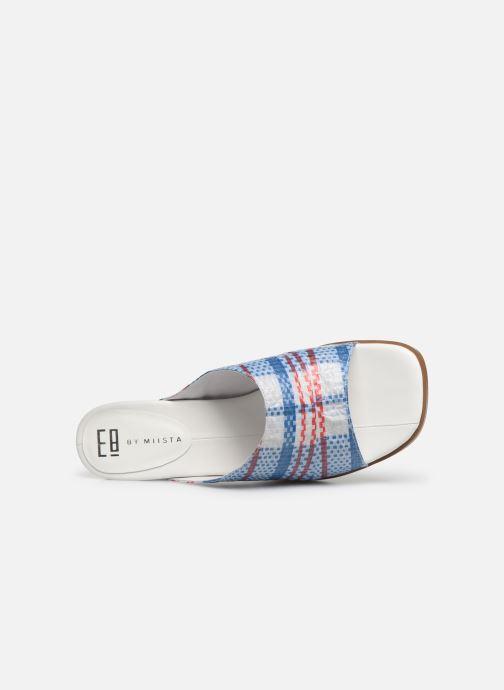 Wedges E8 by Miista RITA Blauw links