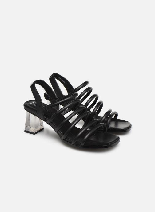 Sandali e scarpe aperte E8 by Miista CLARISA Nero immagine 3/4