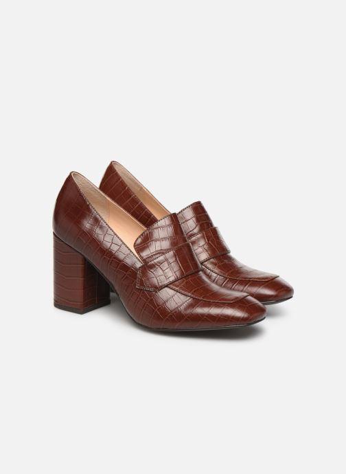 Zapatos de tacón E8 by Miista LINNEA Marrón vista 3/4