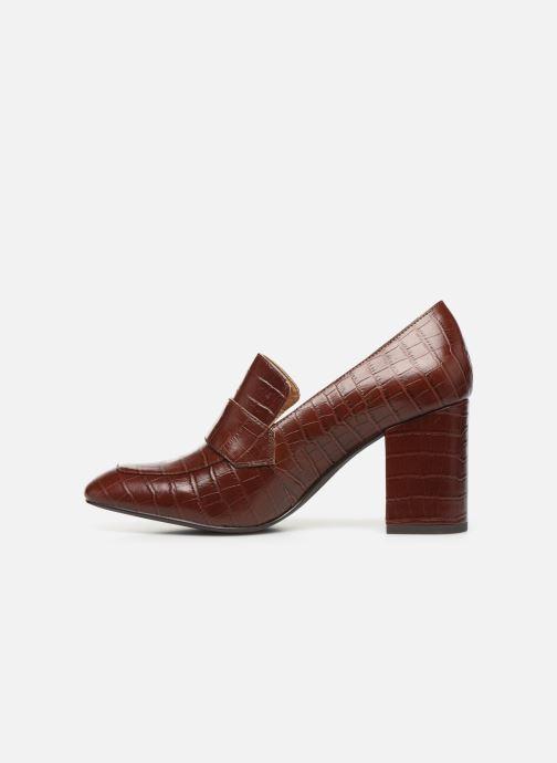 Zapatos de tacón E8 by Miista LINNEA Marrón vista de frente