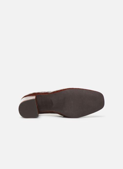 Zapatos de tacón E8 by Miista LINNEA Marrón vista de arriba