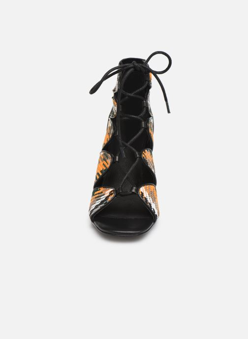 Sandals E8 by Miista ANABELLA Multicolor model view