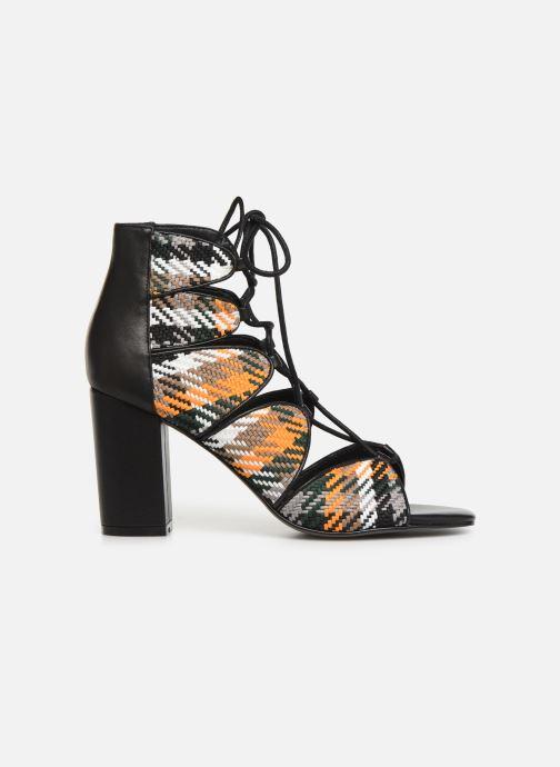 Sandals E8 by Miista ANABELLA Multicolor back view