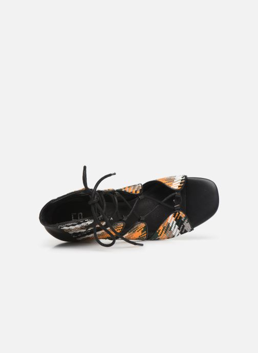 Sandals E8 by Miista ANABELLA Multicolor view from the left