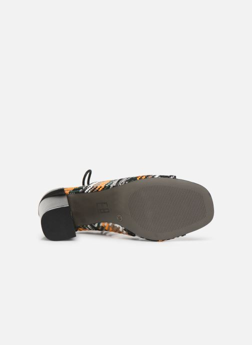 Sandals E8 by Miista ANABELLA Multicolor view from above