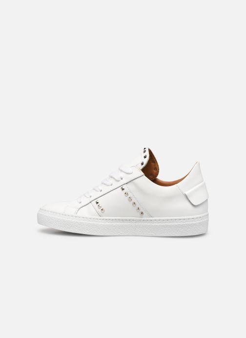 Sneakers Notabene Molly Wit voorkant