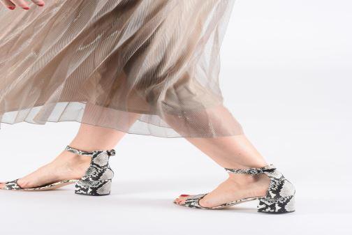 Sandali e scarpe aperte Notabene Lia Multicolore immagine dal basso
