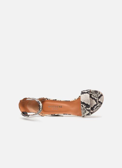 Sandali e scarpe aperte Notabene Lia Multicolore immagine sinistra
