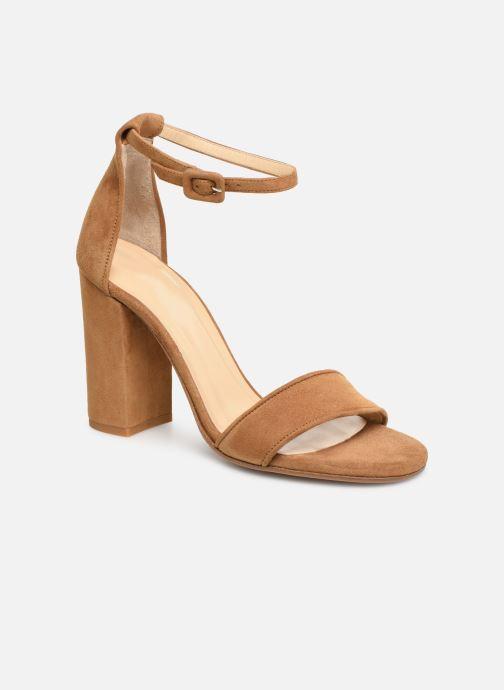 Sandales et nu-pieds Notabene Akira Marron vue détail/paire