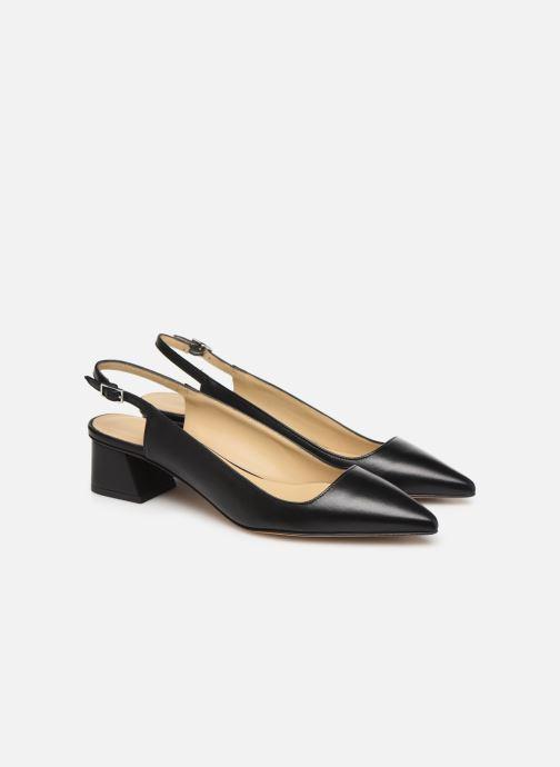 High heels Notabene Kami Black 3/4 view