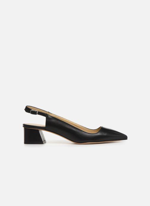 High heels Notabene Kami Black back view