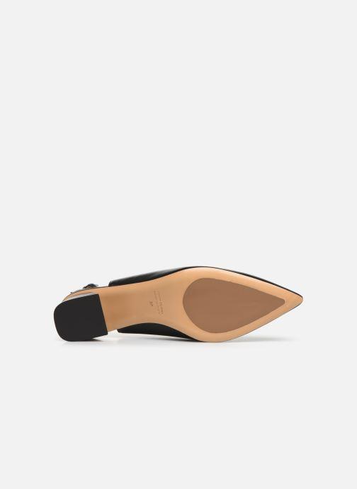 Zapatos de tacón Notabene Kami Negro vista de arriba