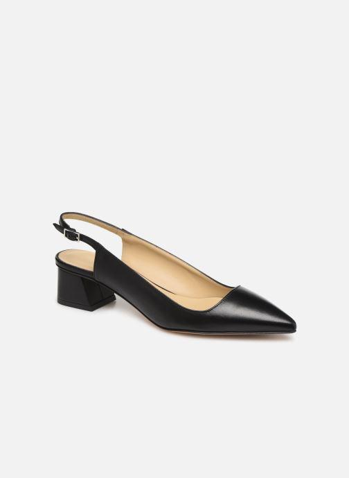 High heels Notabene Kami Black detailed view/ Pair view