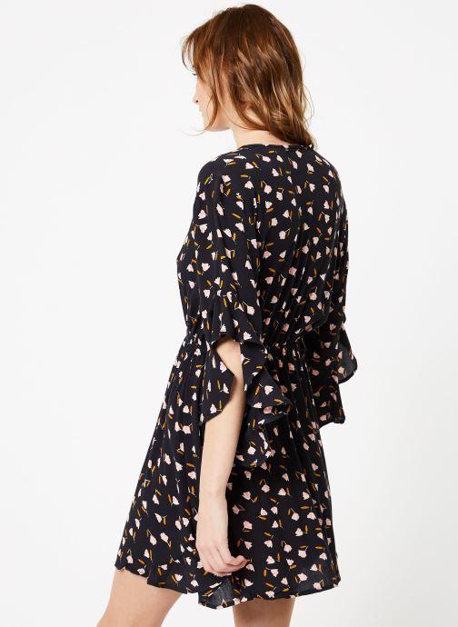 Vêtements Billabong love light dress Noir vue portées chaussures