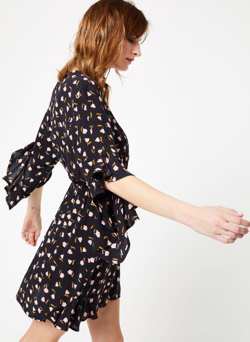 Vêtements Billabong love light dress Noir vue détail/paire