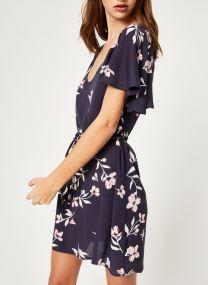 fine flutter dress