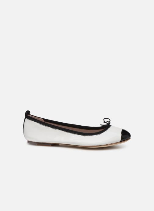 Ballet pumps Bloch Luxury Ballet Flat White back view