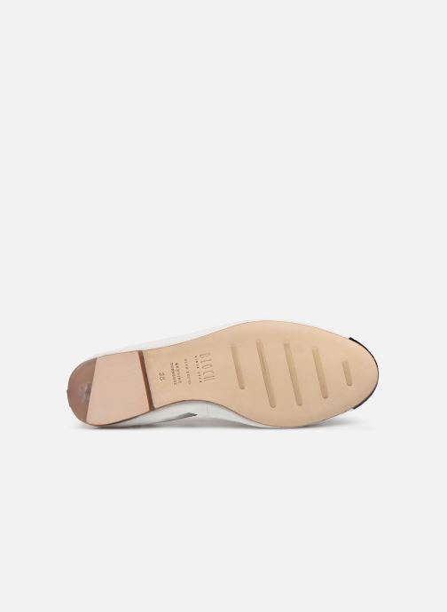 Ballet pumps Bloch Luxury Ballet Flat White view from above