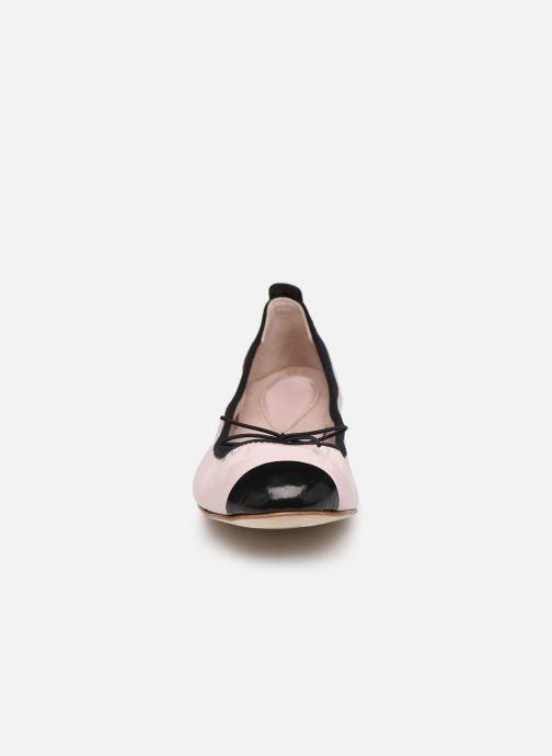 Ballet pumps Bloch Luxury Ballet Flat Pink model view