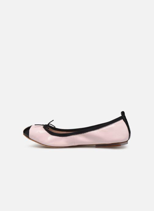 Ballet pumps Bloch Luxury Ballet Flat Pink front view