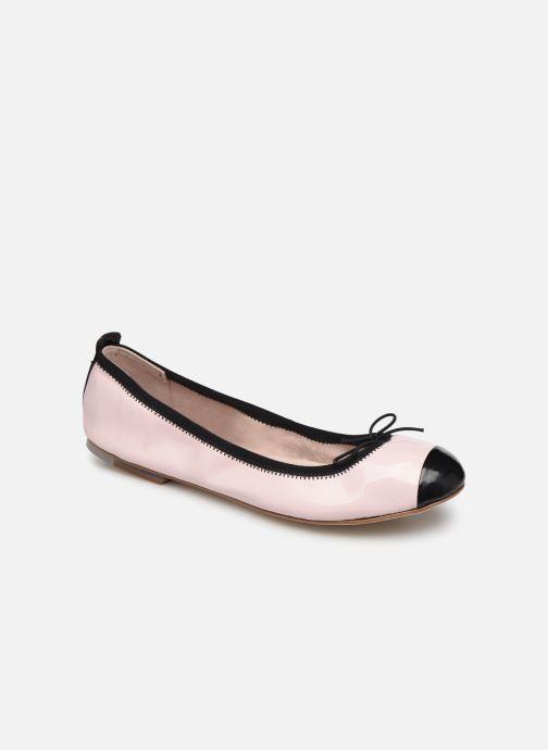 Ballet pumps Bloch Luxury Ballet Flat Pink detailed view/ Pair view