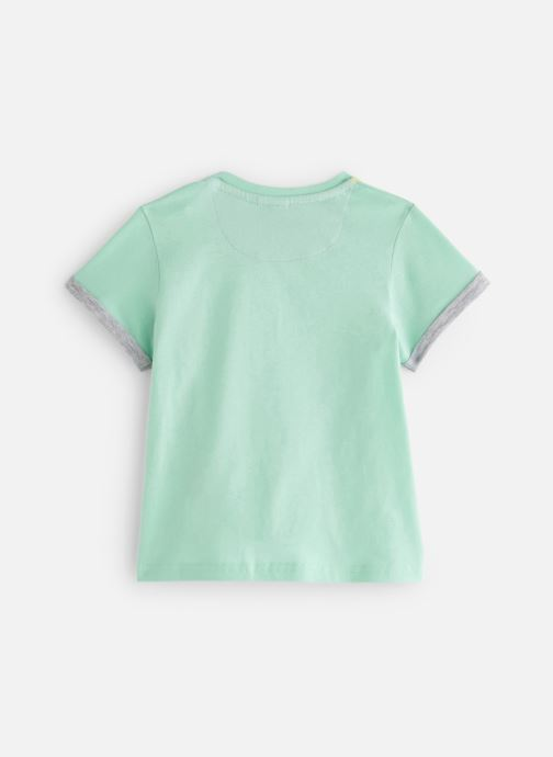 Vêtements 3 Pommes 3N10063 Vert vue bas / vue portée sac