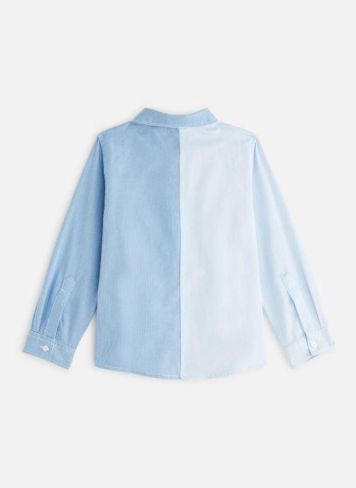Vêtements 3 Pommes 3N12015 Bleu vue bas / vue portée sac