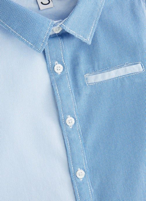 Vêtements 3 Pommes 3N12015 Bleu vue portées chaussures