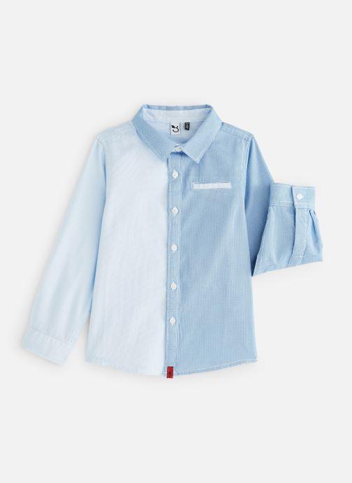 Vêtements 3 Pommes 3N12015 Bleu vue détail/paire