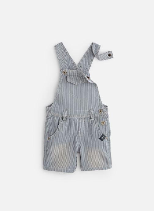 Vêtements 3 Pommes 3N21013 Bleu vue détail/paire