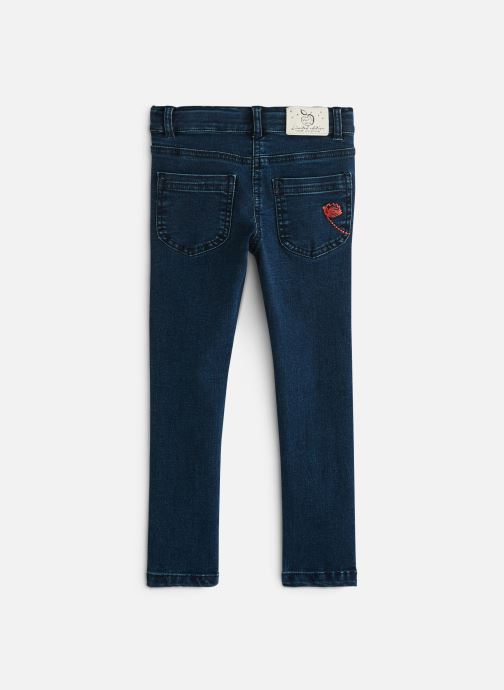 Vêtements 3 Pommes 3N22004 Bleu vue bas / vue portée sac