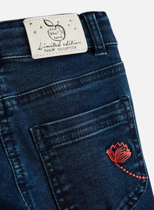 Vêtements 3 Pommes 3N22004 Bleu vue portées chaussures