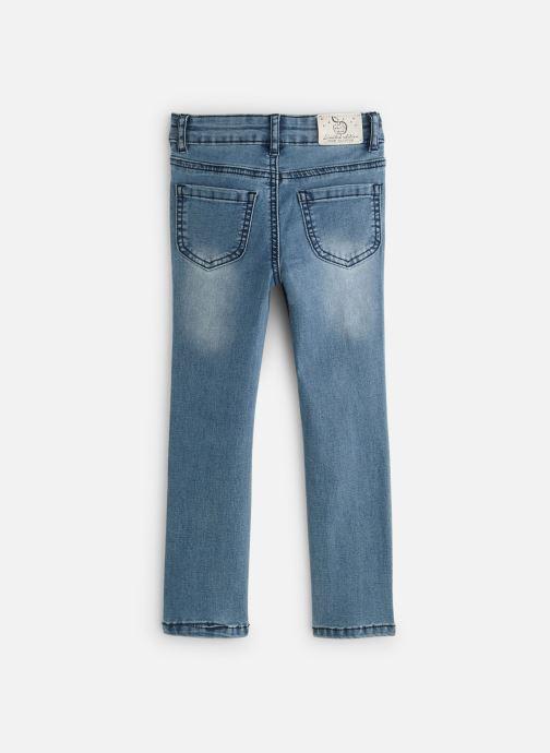 Vêtements 3 Pommes 3N22014 Bleu vue bas / vue portée sac