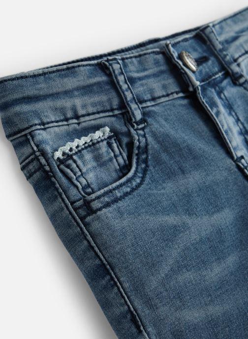 Vêtements 3 Pommes 3N22014 Bleu vue portées chaussures