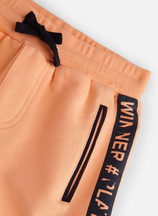 Vêtements 3 Pommes 3N25005 Orange vue portées chaussures
